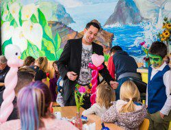 Bournemouth Triangle Easter Family Fun Day - Photos by Sirius Art 2016 (41)
