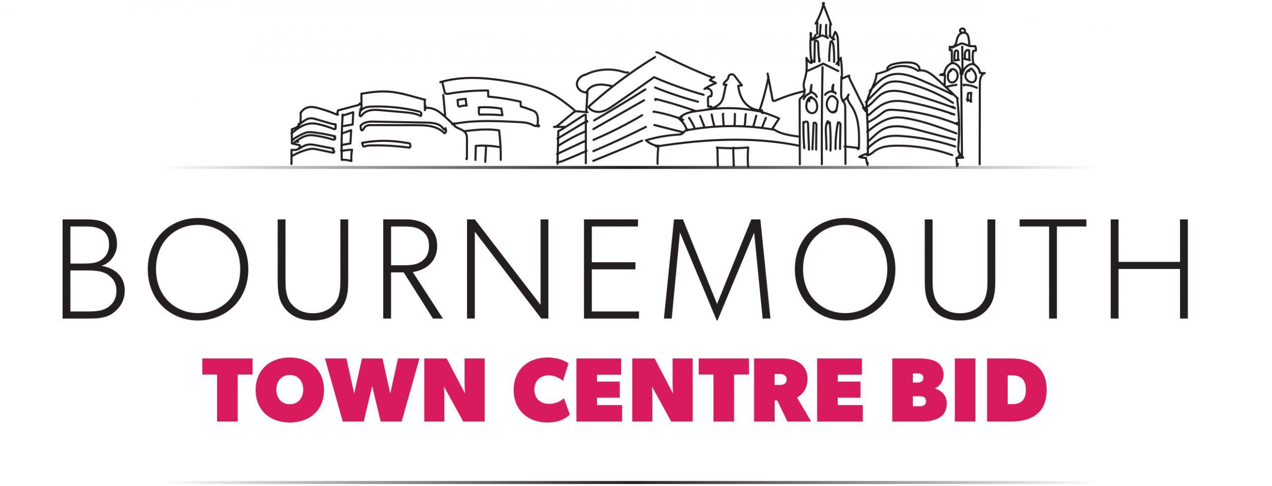 Bournemouth Town Centre BID Logo - large