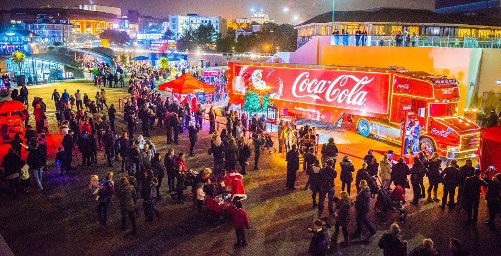 Coca Cola Truck - By Sirius Art 2 - Copy