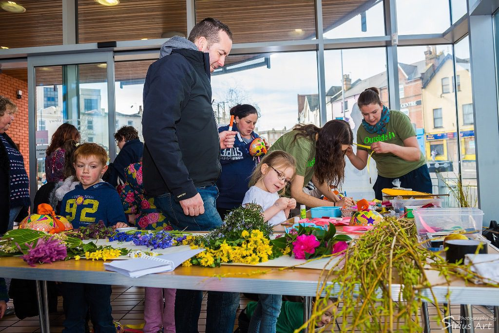 Bournemouth Triangle Easter Family Fun Day - Photos by Sirius Art 2016 - WEB OPTIMISED (23)