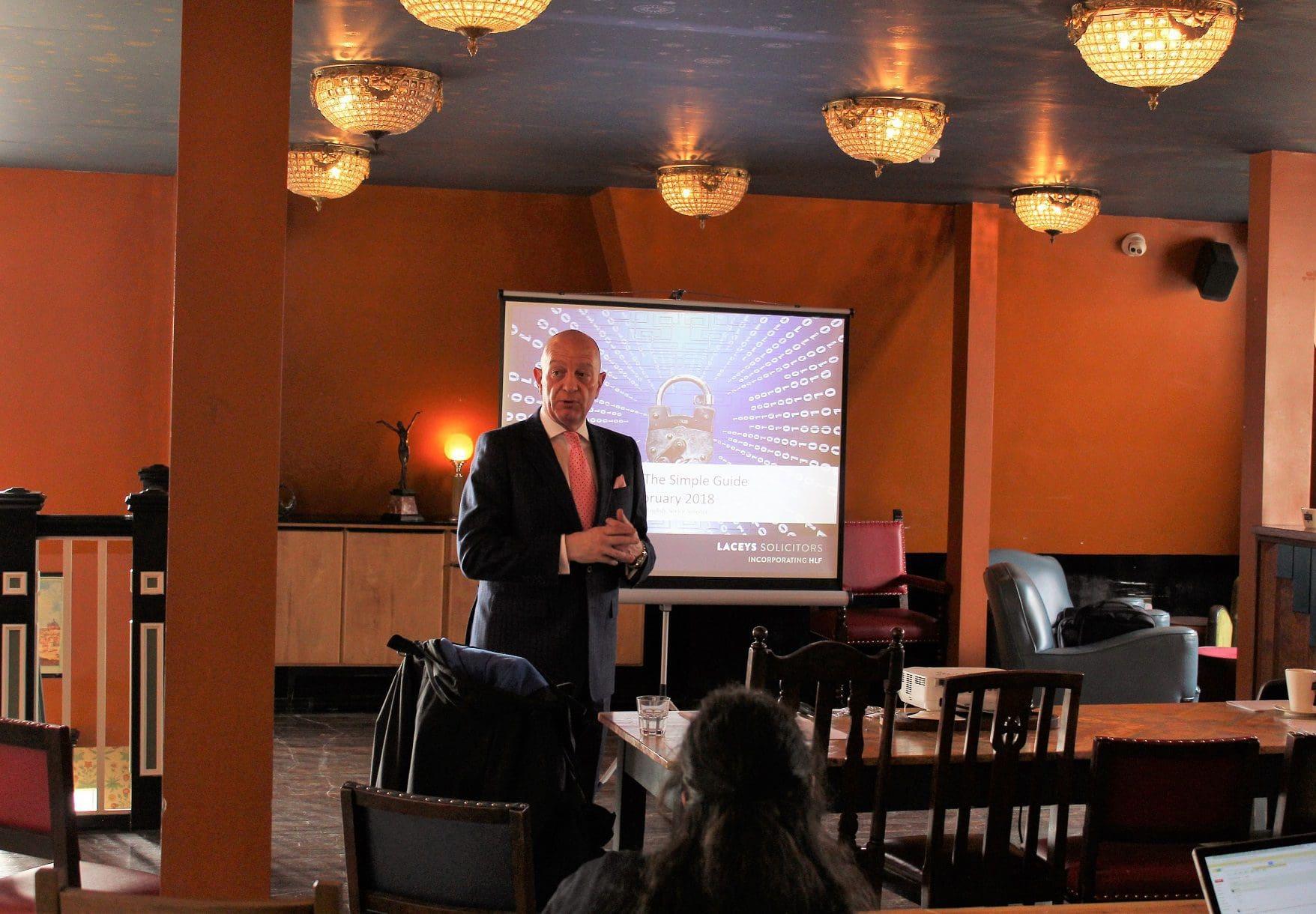 Paul Kinvig - GDPR Advice Seminar (2)