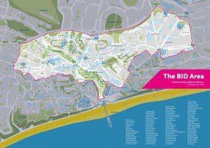 Town Centre BID Map - 2017-22 - FINAL - Copy