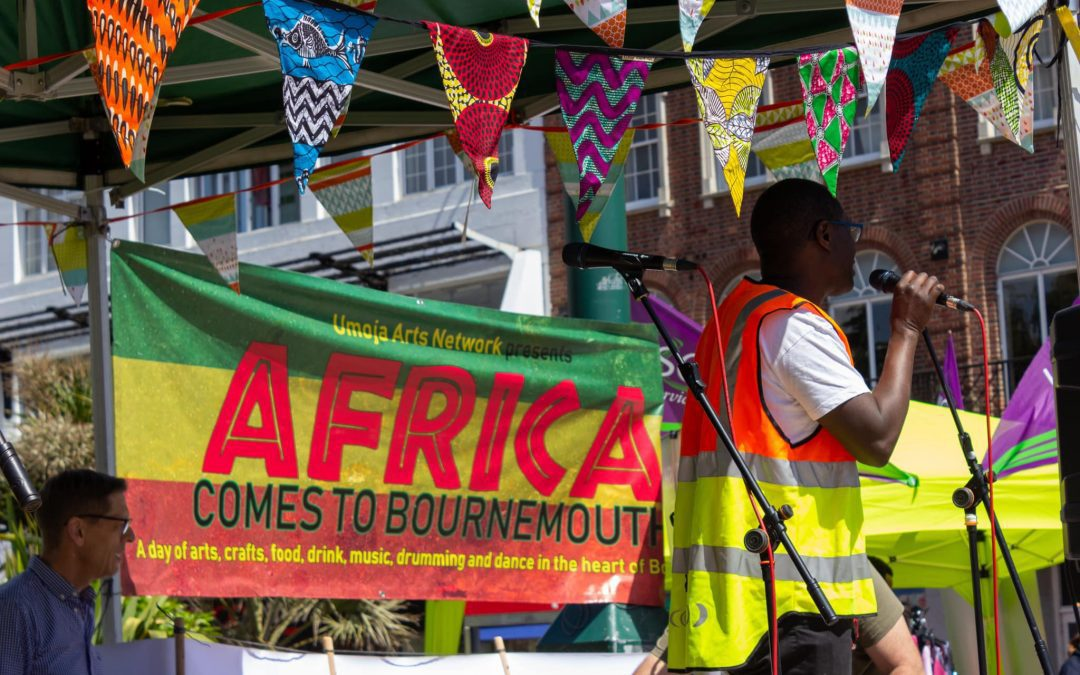 Africa Comes to Bournemouth – Changes